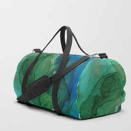 Ocean gold Duffle Bag