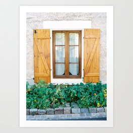 Giverny, France Art Print