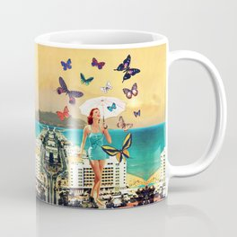 Petaloudes Coffee Mug