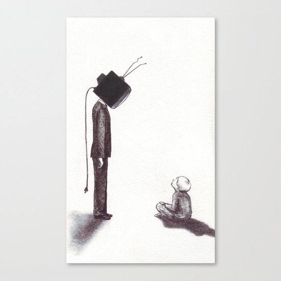 PG Canvas Print