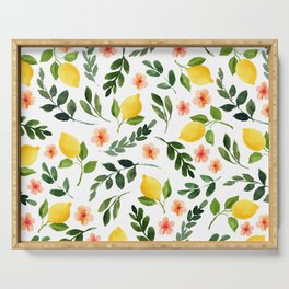 Lemon Grove Serving Tray