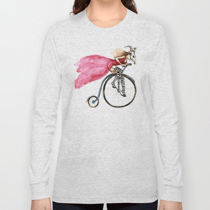 Penny Girl Long Sleeve T-shirt