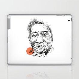 Muddy Waters - Get your mojo! Laptop & iPad Skin
