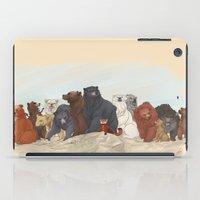 hobbit iPad Cases featuring Hobbit bears by AiWa