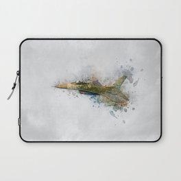 F16 Fighting Falcon Laptop Sleeve