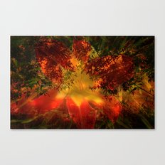 Daydreams on the edge of nature Canvas Print