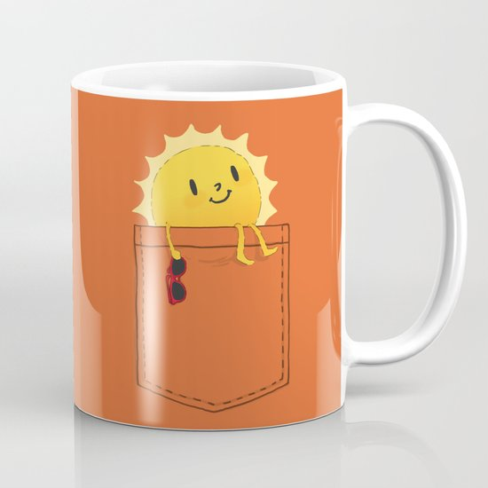 Pocketful of sunshine Mug