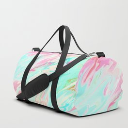 Sea of Spring Duffle Bag