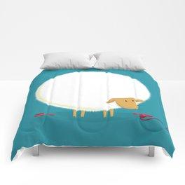 Fluffy Sheep Comforters