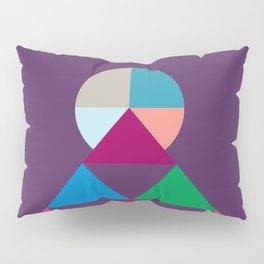 Pyramid Pillow Sham
