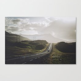 Road One Canvas Print