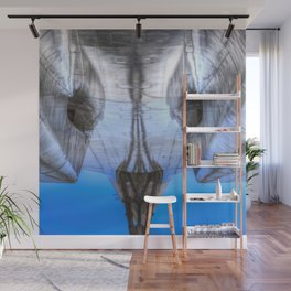 Concorde Abstract Wall Mural