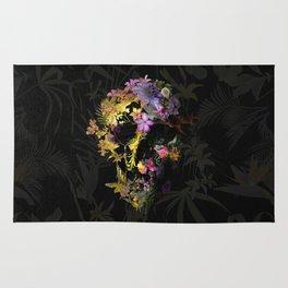 Spring Skull Rug