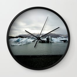 Iced Cooly Wall Clock
