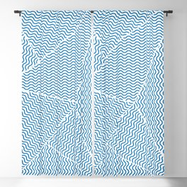 Stormy Seas Blackout Curtain
