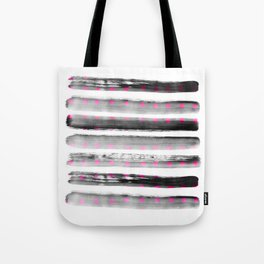 abstract watercolor dots Tote Bag