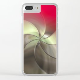shining -3- Clear iPhone Case