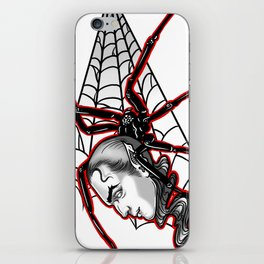Vampire Spider iPhone Skin