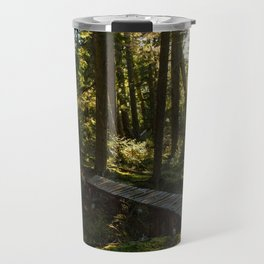 North Shore Trails in the Woods Travel Mug