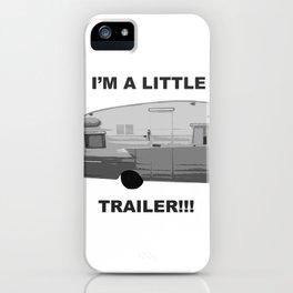 Trailer Trash 2 iPhone Case