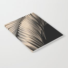 Palm Leaf Dream #1 #tropical #decor #art #society6 Notebook
