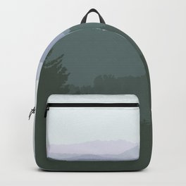 Great Smoky Mountains National Park - Modern Layers Backpack