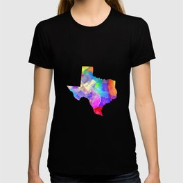 Texas Watercolor T-shirt