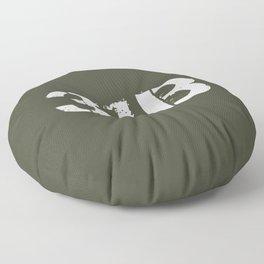 31B Military Police Floor Pillow