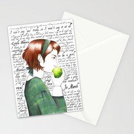 Jo March - Little Women Stationery Cards