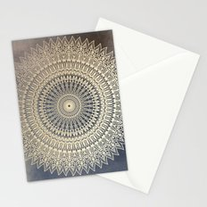 DESERT SUN MANDALA Stationery Cards