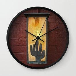 display sign lantern Wall Clock