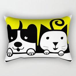 MY PETS 02 Rectangular Pillow