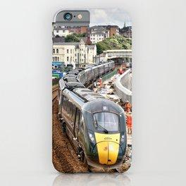 Dawlish IET iPhone Case