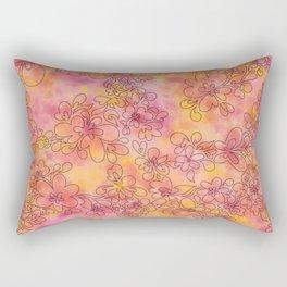 Blossum Rectangular Pillow