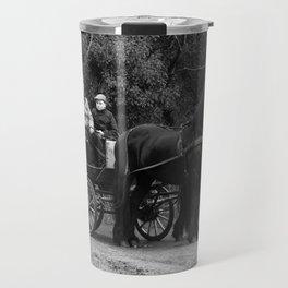 Horse Power Travel Mug