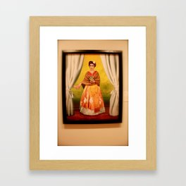 her Framed Art Print