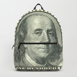 100 Dollar Backpack