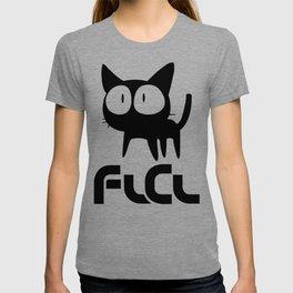 FLCL - Cat T-shirt