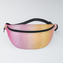 12       190728   Romance Watercolour Painting Fanny Pack