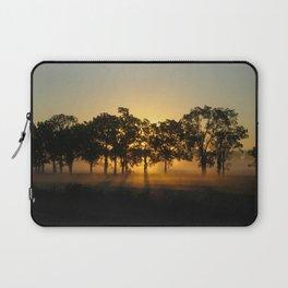 Sunrise Whispers Laptop Sleeve