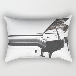 pianø drip Rectangular Pillow