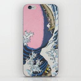 Sushi Waves iPhone Skin