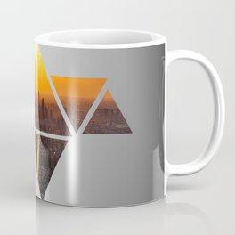 Triangles 3 Coffee Mug