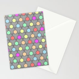 Careless Woman Pattern V2 Stationery Cards