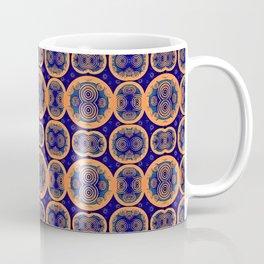 Circles and Eights Coffee Mug