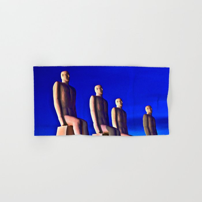MAN AT SEA Hand & Bath Towel