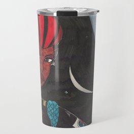 Starship Captain Travel Mug