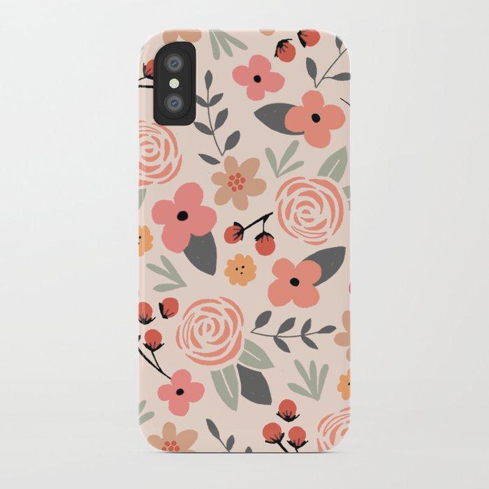 FLOWER FEST iPhone Case