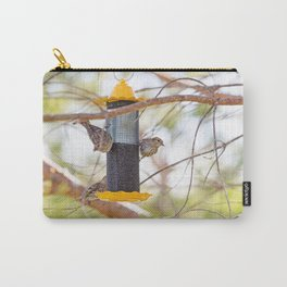 Pine Siskin 4 Carry-All Pouch