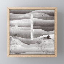 Cornelius – Mellow Waves Framed Mini Art Print